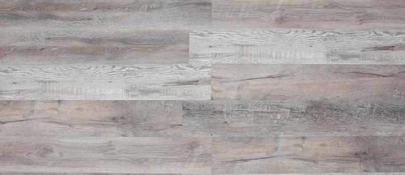 The Clover Creek Collection Toros Grey 7x48, Aluminum-Oxide, Stone-Plastic-Composite