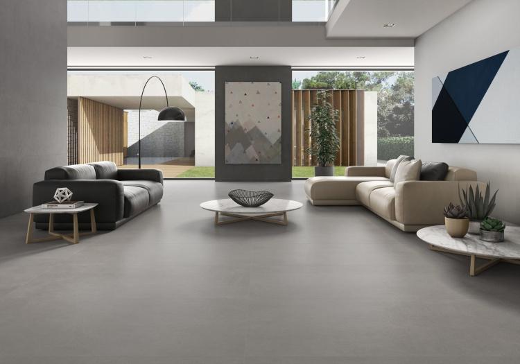 Core Concrete Matte 30x30 Porcelain  Tile