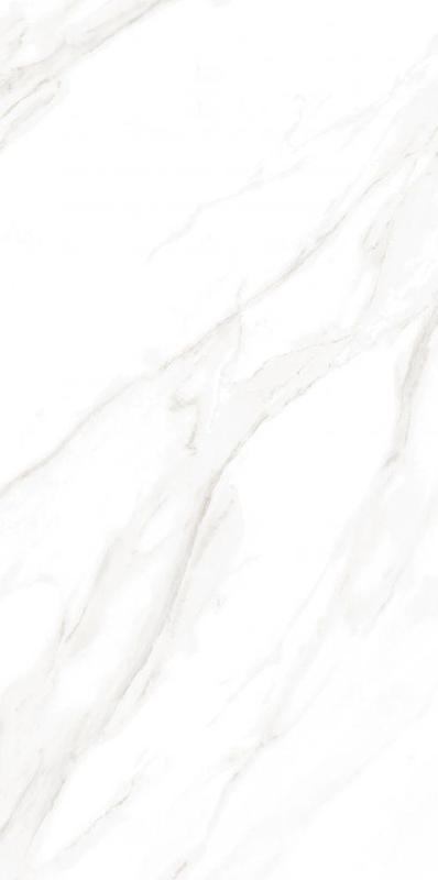 Ec Calacatta Gold Matte, Glazed 24x48 Porcelain  Tile