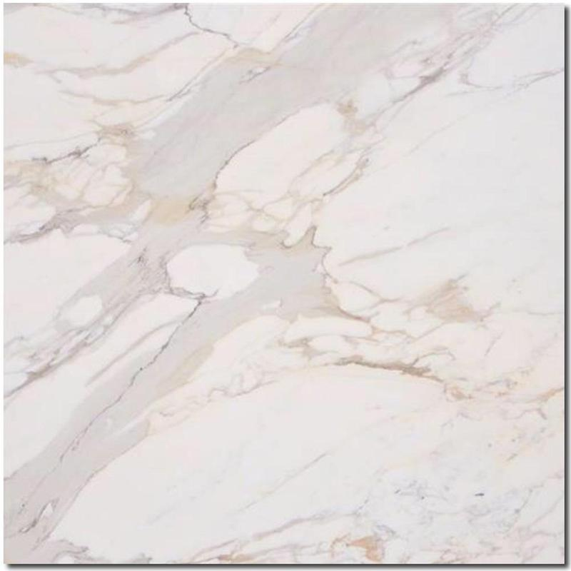 Calacatta Gold Marble Tile 18x18 Polished