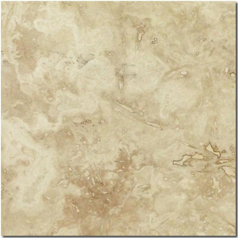 Classic Travertine Tile 12x12 Honed, Filled