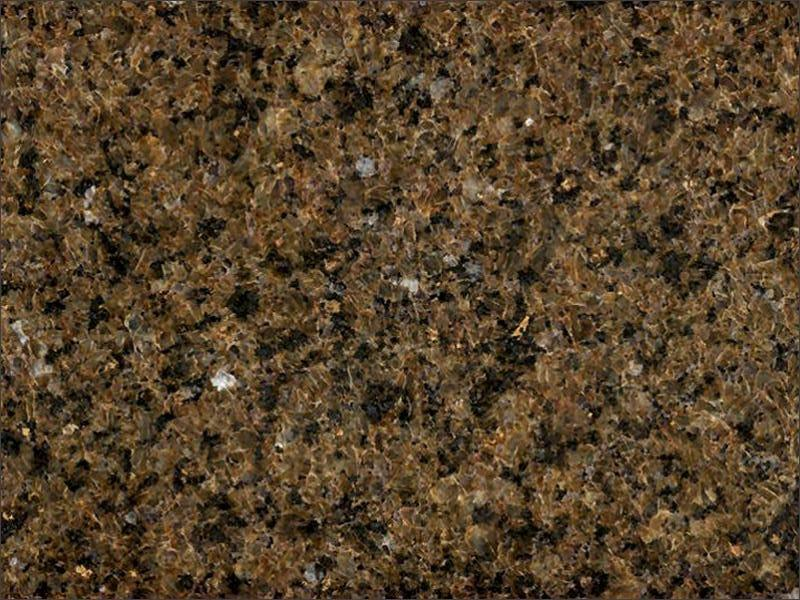 Granite Prefab Tropical Brown 26x96, 0.8 in, Polished