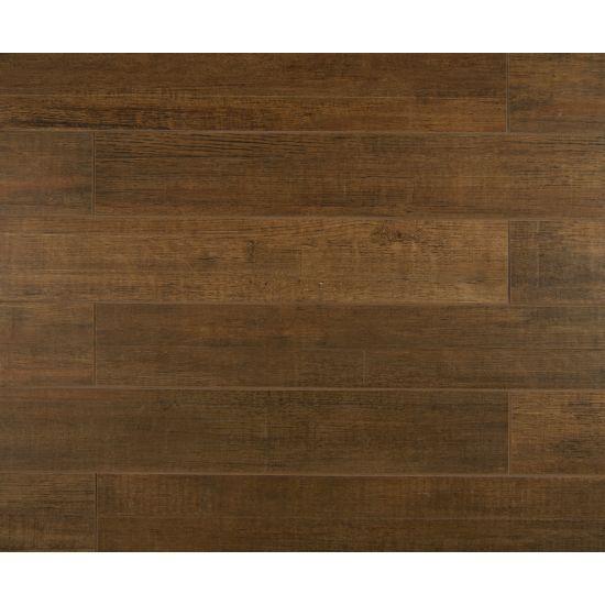 Barrique Brun Oak Brown 4x40, Matte, Rectangle, Color-Body-Porcelain, Tile