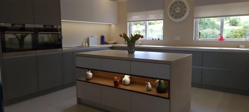Group 1 Natural Tiles Edora Standard Size 28x56, Textured, Gray, Rectangle, Porcelain, Tile