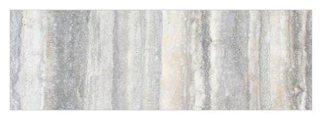 Ocean Silver Travertine Tile 12x36 Honed