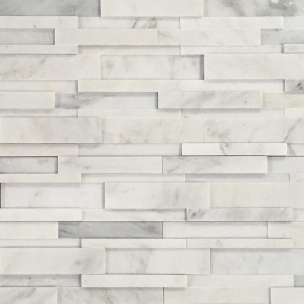 Marble 3d Random Brick Polished   Mosaic