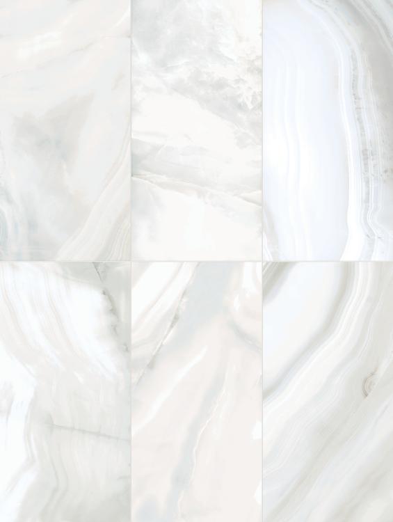 Alabastri Madreperla Polished 32x71 Porcelain  Tile