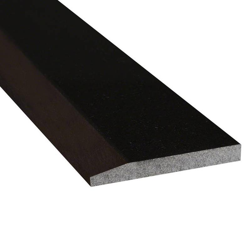 Thresholds Black Granite 6x36, Polished, Trim