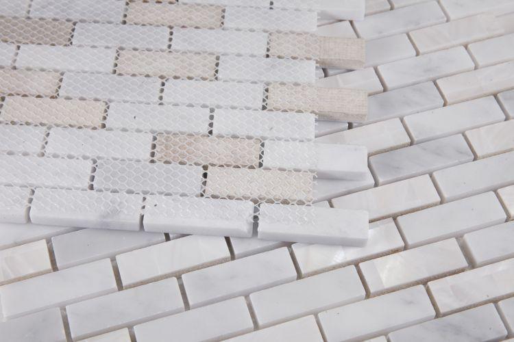 Diana Carrara Linear  Pearl  Mosaic