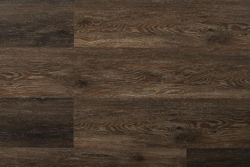 Oak Gradient Ampera 7x48, Embossed, Brown, Vinyl, Wpc