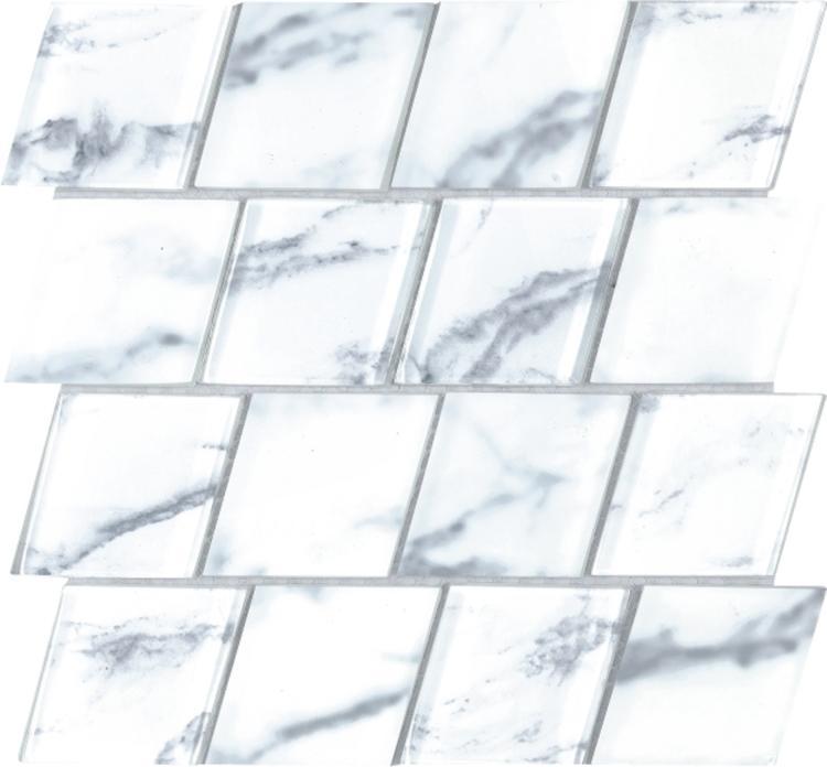 Alps Diamond Glass   Mosaic