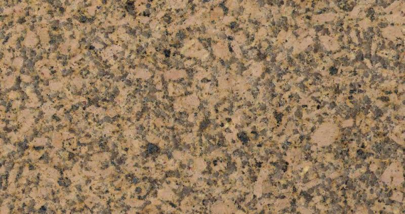 Granite Prefab African Gold Flat 26x108, 0.8 in, Polished, Brown, Rust
