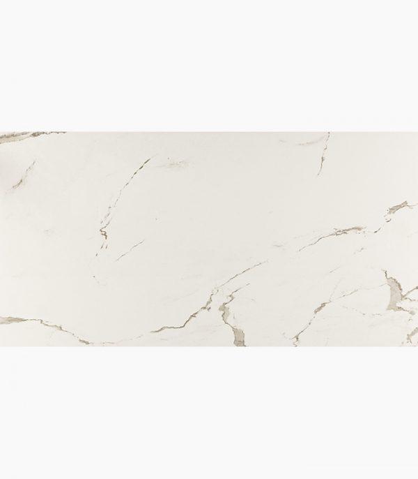 Marble Albatros Calacatta Polished 24x48 Porcelain  Tile