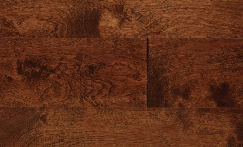 Engineered Selections Milan 4.75xfree length, Smooth, Brown, Betula, Engineered-Wood