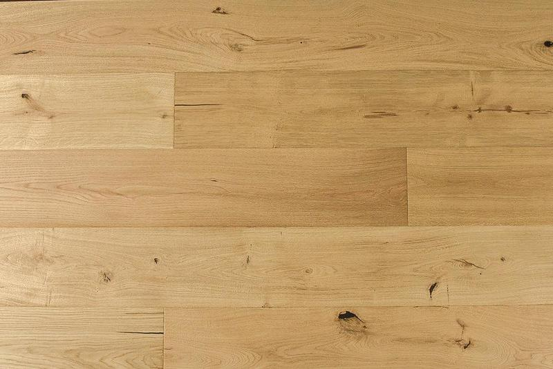 Audere By Montserrat Astir Fawn 9x87, Wire-Brushed, Tan, European-Oak, Engineered-Hardwood, Wood