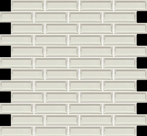 Roxy Moonstone 1x3 Brick  Ceramic  Mosaic