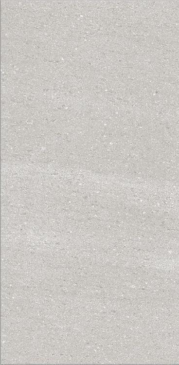 Basalt White Unglazed, Chiseled 12x24 Porcelain  Tile