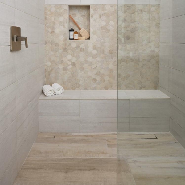 Aequa Nix 12x48, Standard, Color-Body-Porcelain, Tile