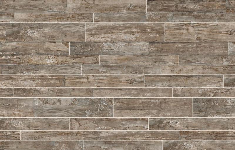 Season Wood Orchard Grey 8x48, Matte, Plank, Color-Body-Porcelain, Tile