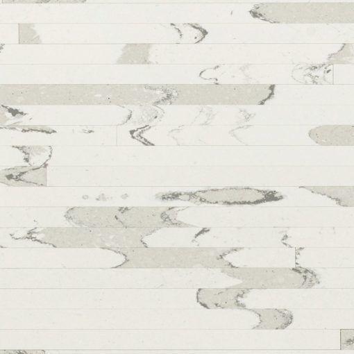 Luxury Block Brittanicca 65.5x132, 2 cm, Polished, White, Quartz, Slab