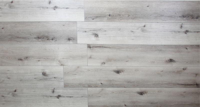 Great Oregon Oak Collection Gray 9x60, Aluminum-Oxide, Stone-Plastic-Composite