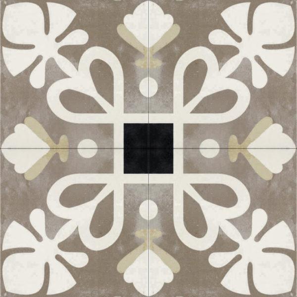 Pamesa Art Collection Renoir Matte 9x9 Porcelain  Tile