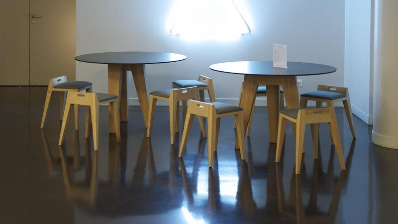 Group 0 Industrial Tiles Milar Suggested Size 56x62, Smooth-Matte, Dark Brown, Porcelain, Tile