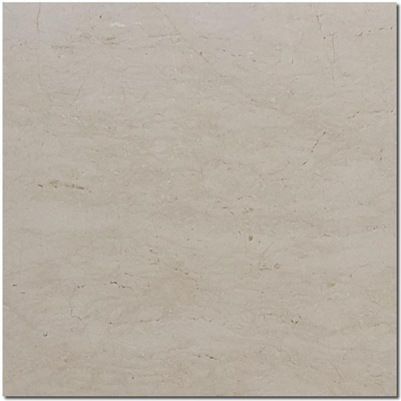 Sandy Beige Marble Tile 18x18 Polished