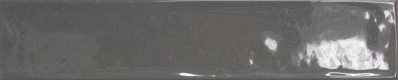 Maui Gris Glossy, Glazed 4x21 Ceramic  Tile