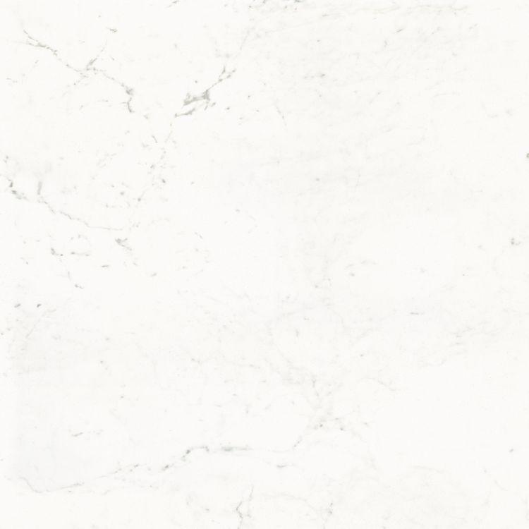 Pure Carrara Lux Polished, Glazed 48x48 Porcelain  Tile