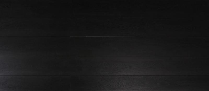 Mountain Oak Collection Black 9x60, Aluminum-Oxide, Stone-Plastic-Composite
