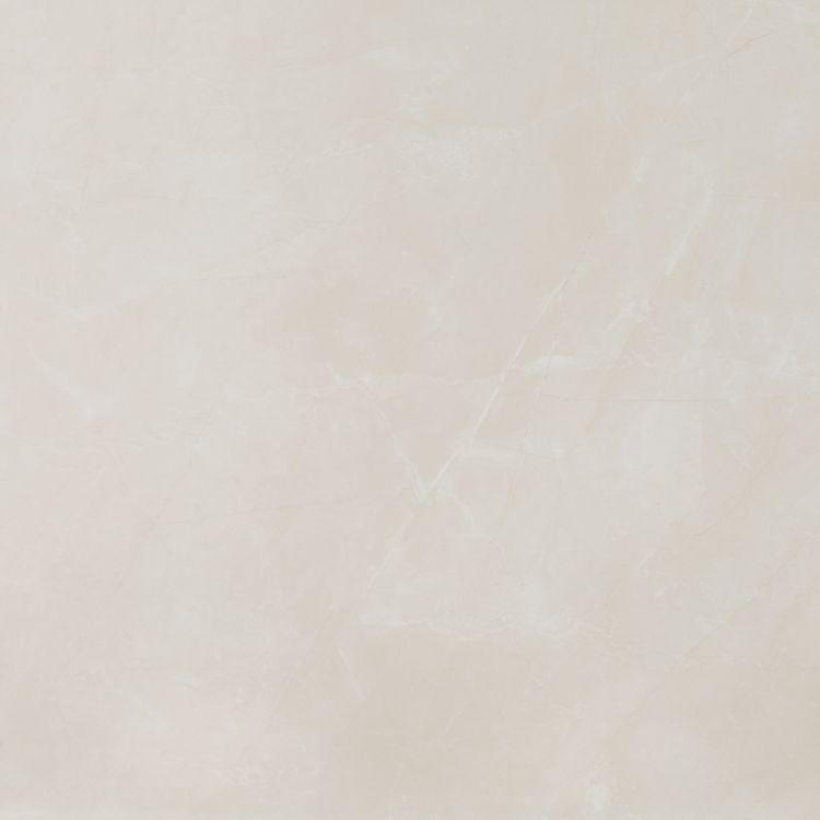 Tekali Crema Polished, Glazed 24x24 Porcelain  Tile
