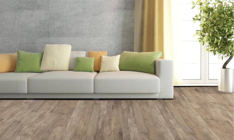 Cadence Maple Collection Storm Gray 7.5xfree length, Hand-Scraped, Dark Grey, Engineered-Wood