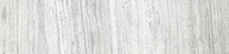 River White Glazed, Lappato 3x12 Porcelain Bullnose