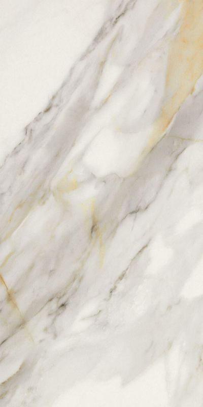 Selezione Marmi Macchiavecchia Plain Polished, Glazed 12x24 Porcelain  Tile