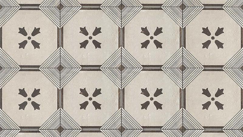 Palazzo Castle Graphite Dynasty Honed 12x12 Color Body Porcelain  Tile