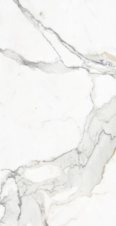 Calacatta Dorado Polished, Glazed 18x36 Porcelain  Tile