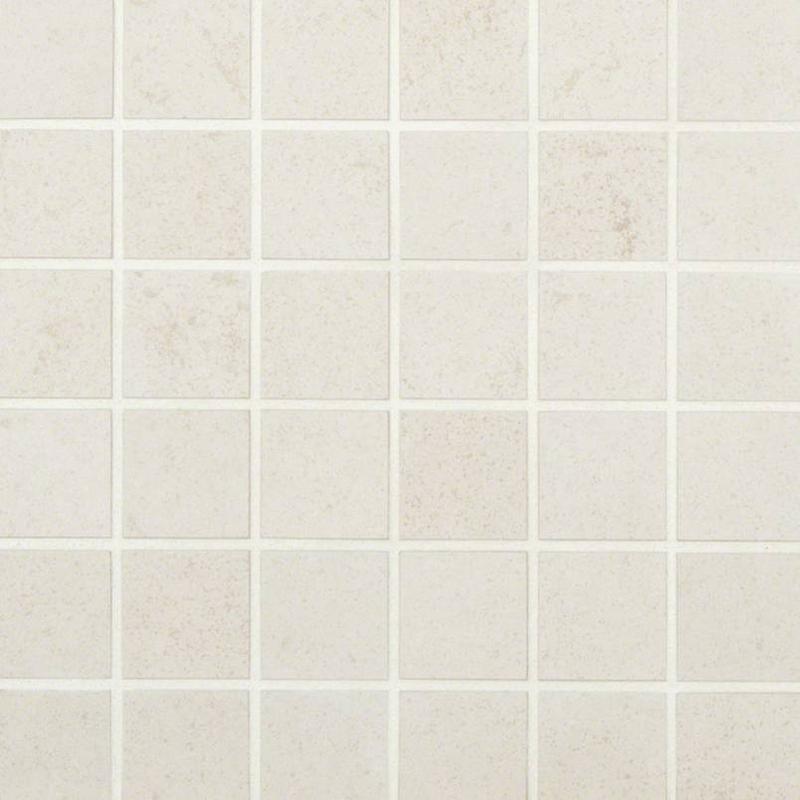 Porcelain Tiles Dimensions Glacier 2x2, Matte, Gray, Mosaic