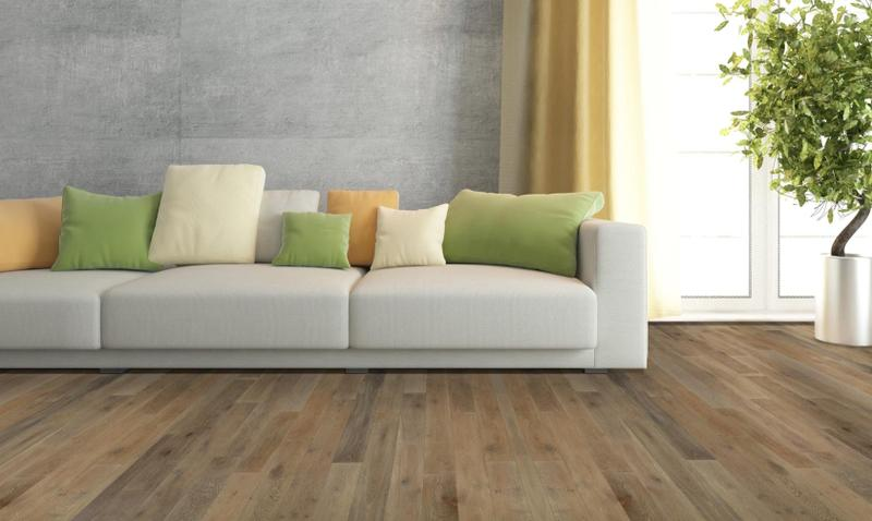 Seneca Valley Collection Frederick 7.5xfree length, Wire-Brushed, Brown, European-Oak, Engineered-Wood, (Discontinued)