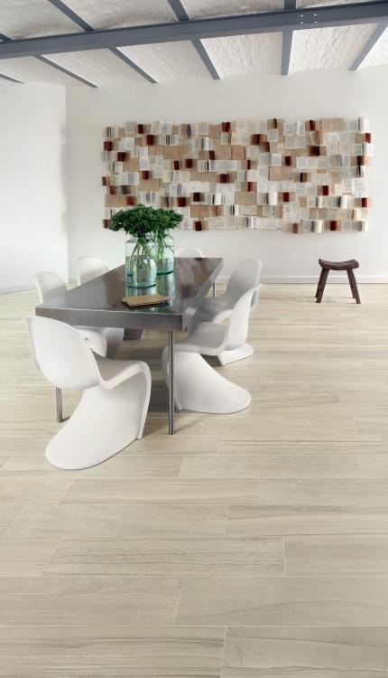 Artwork Corian Matte, Unglazed 12x24 Porcelain  Tile