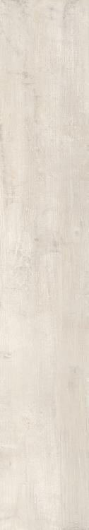 Arte Legno Ar 10 Bianco Matte, Glazed 8x48 Porcelain  Tile