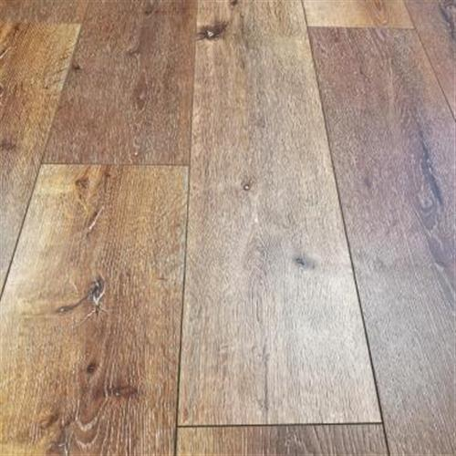 Mega Clic Bosnian Oak Collection Chardonnay 96 in, Embossed, Brown, Laminate, Laminate-Trim, (Discontinued)