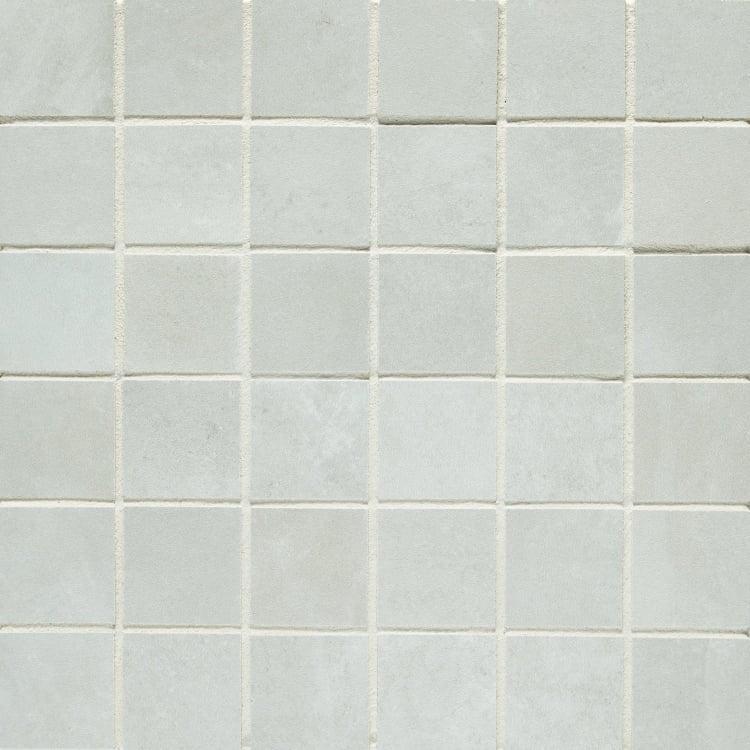 Icon Silver 2x2, Matte, Square, Color-Body-Porcelain, Mosaic