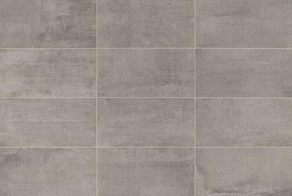 Union Industrial Gray 12x24, Matte, Rectangle, Color-Body-Porcelain, Tile