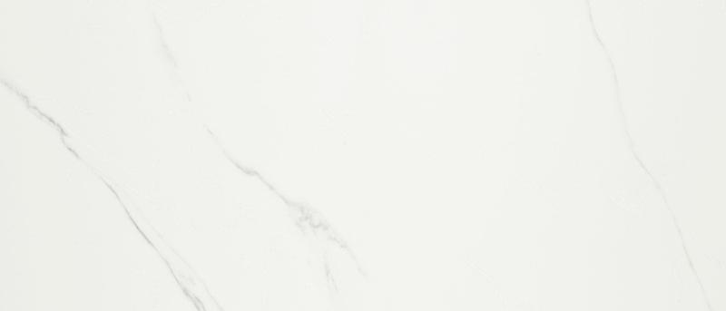 Calacatta Trevi 26x112, 20 mm, Polished, White, Prefab