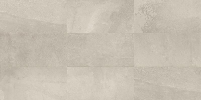 Slate Attache Meta Light Gray 24x24, Matte, Square, Porcelain, Tile