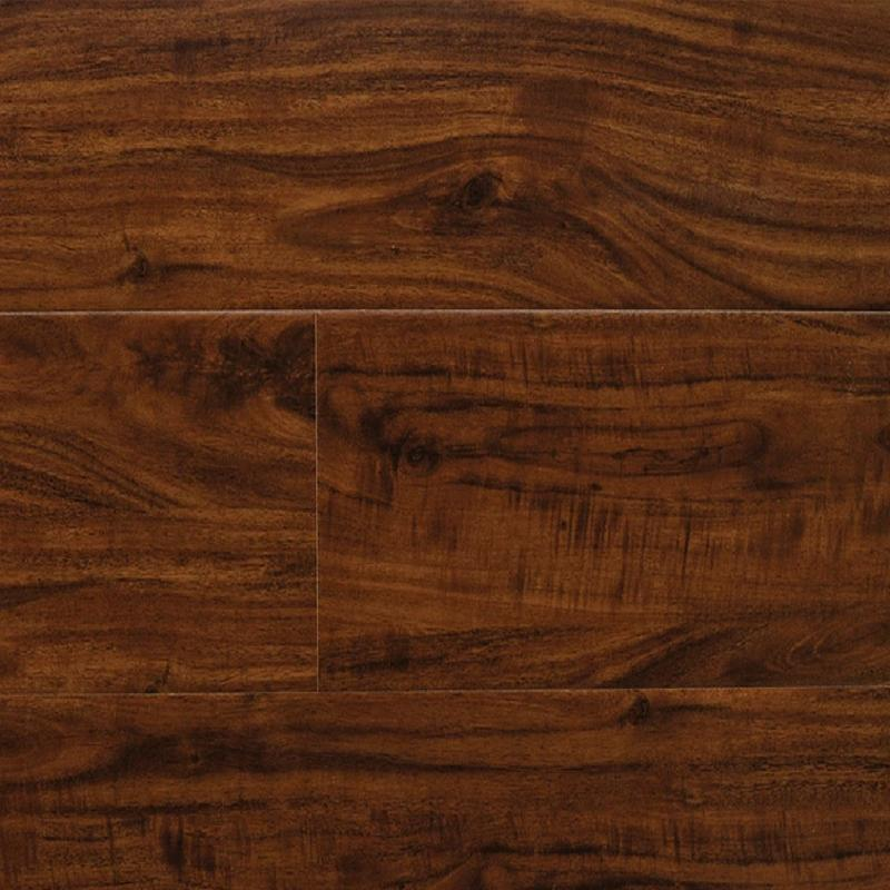 Crystal Clear Collection Golden Walnut 6.5x48, Laminate