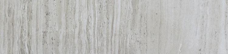 River Silver Matte, Glazed 3x12 Porcelain Bullnose