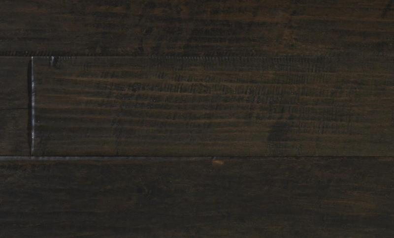 Cadence Maple Collection Ash Brown 7.5xfree length, Hand-Scraped, Engineered-Wood