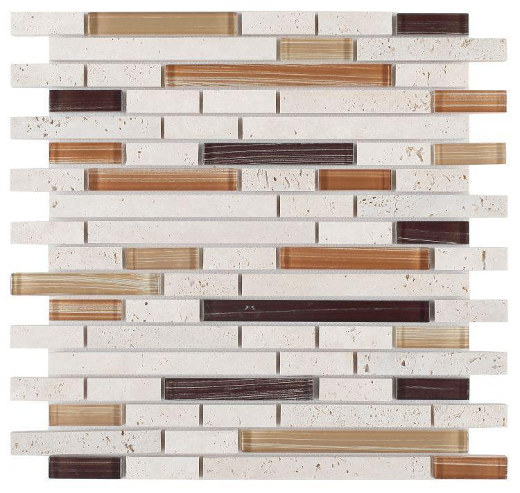 Linear Glass Helios Stack Mosaic